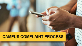 DSPS - Campus Complaint Process at GWC