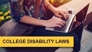 DSPS - College Disability Laws at GWC