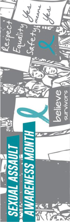 GWC - Sexual Assault Awareness Bookmark