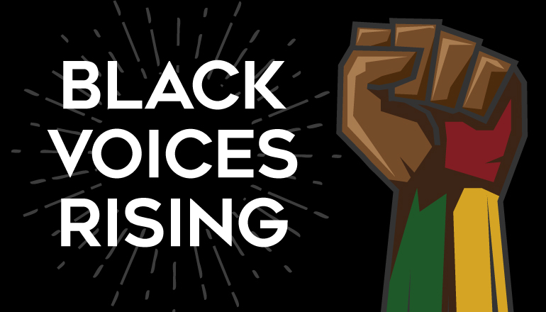 Black Voices Rising