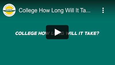 College How Long Will It Take - Video