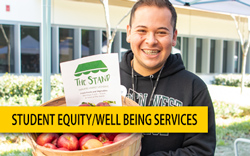 Student Equity/Well Being Services
