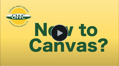 Students - are you new to Canvas?