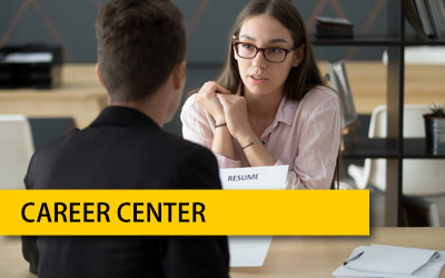 Career Center - Student Services Online Resources