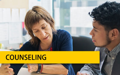 General Counseling - Student Services Online Resources