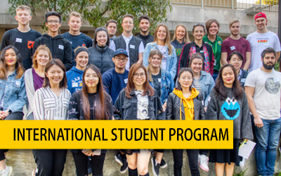 International Students Program - Student Services Online Resources