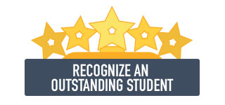 Student Award Recognition