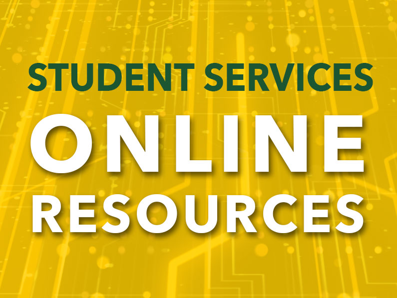 Student Service Online Resources