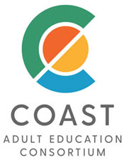 Coast Adult Education Consortium Logo