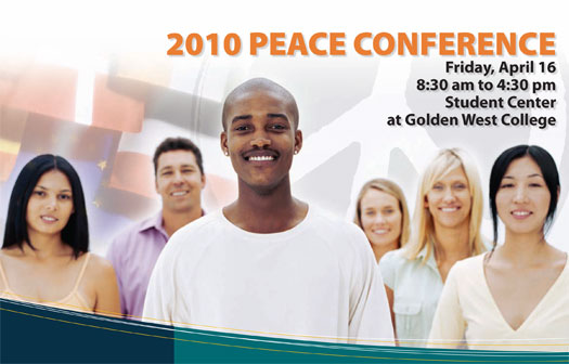 Peace Conference 2010 Header