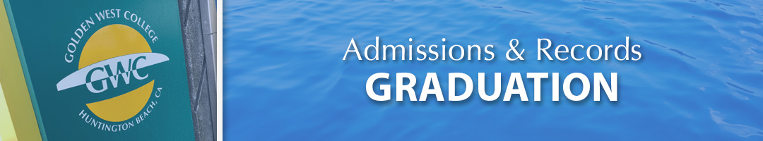 Admission and Records - Graduation