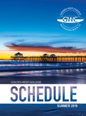 Summer Schedule 2019 Cover