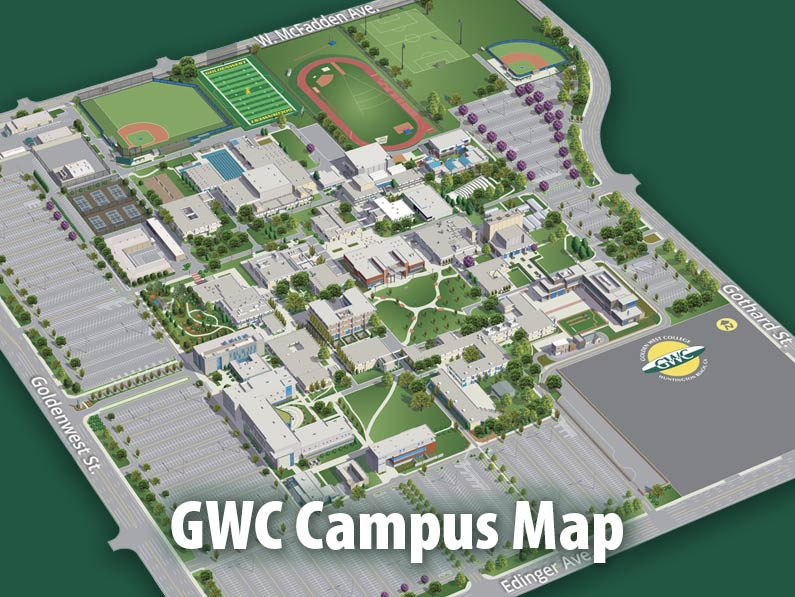 GWC Campus Map