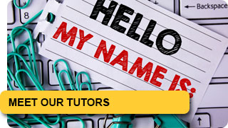 Academic Success Center - Meet our Tutors