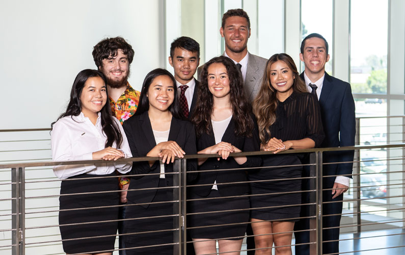 ASGWC Executive Student Council