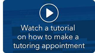 Academic Success Center - Watch a tutorial on how to make a tutoring appointment