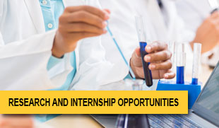 GWC STEM Center - Research and Internship Opportunities