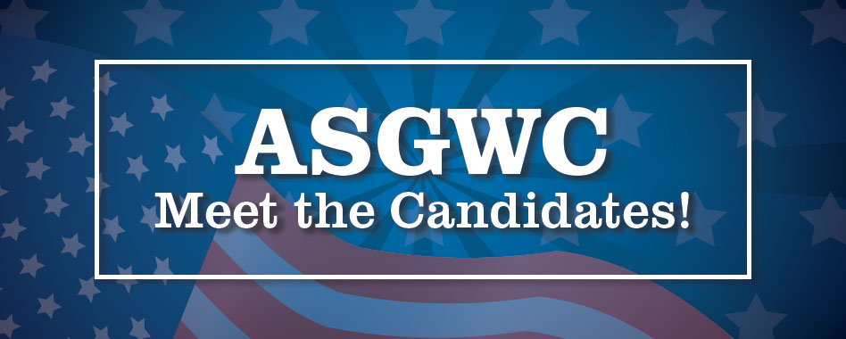 ASGWC - Meet the Candidates